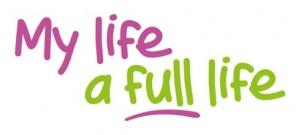 my life a full life logo
