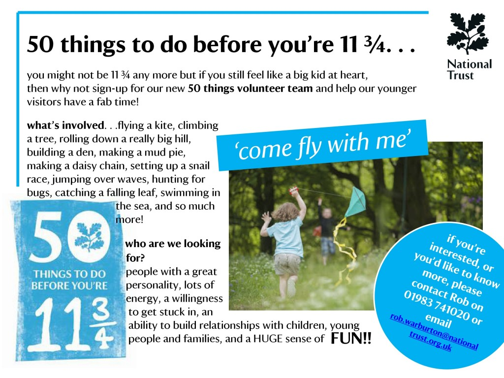 50 things volunteer recruitment poster-page-0